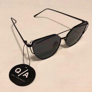 Black Quay CatEye Sunglasses